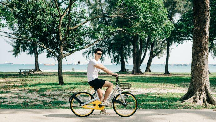 Singapore bike-sharing app oBike expands to Malaysia, giving it first-mover advantage