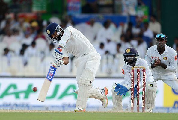Rahane is a vital part of the team for many reasons.