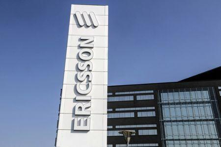 FILE PHOTO: A general view of an office of Swedish telecom giant Ericsson is seen in Lund, Sweden, September 18, 2014.    REUTERS/Stig-Ake Jonsson/TT News Agency/File Photo