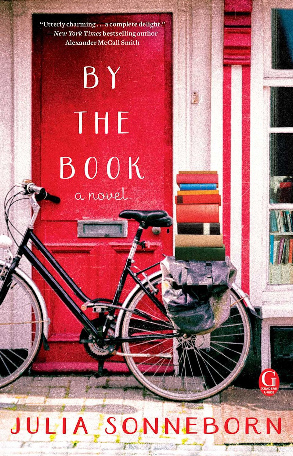 By the Book by Julia Sonneborn (Photo via Amazon)