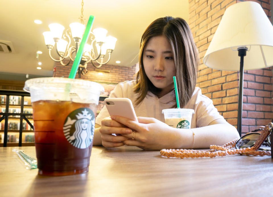 The pandemic has disrupted millennial spending habits. (Photo by Zhang Peng/LightRocket via Getty Images)
