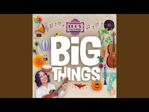 """<p>This song captures the feeling of anticipation leading up to Halloween — an emotion your kids probably know all too well. Her witch-themed """"<a href=""""https://www.amazon.com/Flick-Wrist-Lucy-Kalantari-Jazz/dp/B07Y5J2GLN?tag=syn-yahoo-20&ascsubtag=%5Bartid%7C10055.g.27955468%5Bsrc%7Cyahoo-us"""" rel=""""nofollow noopener"""" target=""""_blank"""" data-ylk=""""slk:Flick of My Wrist"""" class=""""link rapid-noclick-resp"""">Flick of My Wrist</a>"""" or the supernatural """"<a href=""""https://music.amazon.com/albums/B08KHVJ8MT?tag=syn-yahoo-20&ascsubtag=%5Bartid%7C10055.g.27955468%5Bsrc%7Cyahoo-us"""" rel=""""nofollow noopener"""" target=""""_blank"""" data-ylk=""""slk:Haunting Days of Halloween"""" class=""""link rapid-noclick-resp"""">Haunting Days of Halloween</a>"""" are the perfect songs to follow it.</p><p><a class=""""link rapid-noclick-resp"""" href=""""https://www.amazon.com/Its-Halloween/dp/B01JBQKYYK?tag=syn-yahoo-20&ascsubtag=%5Bartid%7C10055.g.27955468%5Bsrc%7Cyahoo-us"""" rel=""""nofollow noopener"""" target=""""_blank"""" data-ylk=""""slk:ADD TO PLAYLIST"""">ADD TO PLAYLIST</a></p><p><a href=""""https://youtu.be/qm9Dr2yHs-0"""" rel=""""nofollow noopener"""" target=""""_blank"""" data-ylk=""""slk:See the original post on Youtube"""" class=""""link rapid-noclick-resp"""">See the original post on Youtube</a></p>"""