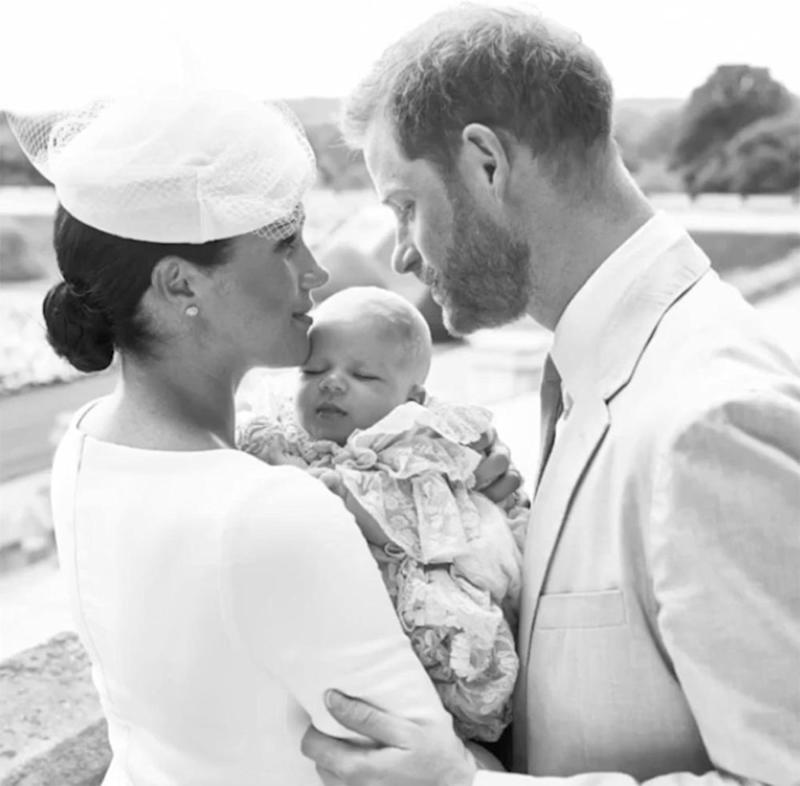 Meghan Markle, Archie and Prince Harry | Sussex Royals