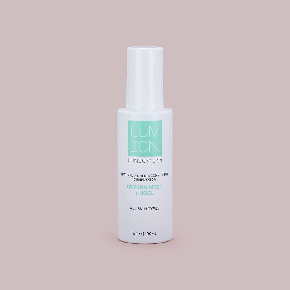 """<p>lumionlife.com</p><p><strong>$7.00</strong></p><p><a href=""""https://www.lumionlife.com/products/lumion-skin-mist"""" rel=""""nofollow noopener"""" target=""""_blank"""" data-ylk=""""slk:Shop Now"""" class=""""link rapid-noclick-resp"""">Shop Now</a></p><p>""""Cooling face mists help keep me sane. This one is great for fighting off mask related irritation. Plus, it's just so darn refreshing.""""—<em>Roxanne Adamiyatt, Senior Lifestyle Editor</em></p>"""