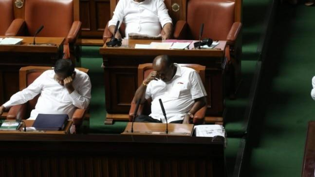 The nataka in Karnataka may finally reach its climax as the state assembly will see a floor test today. It remains to be seen if HD Kumaraswamy last-ditch effort to persuade the Congress-JDS rebel MLAs has paid off. Follow live updates on the Karnataka floor test only on Indiatoday.in