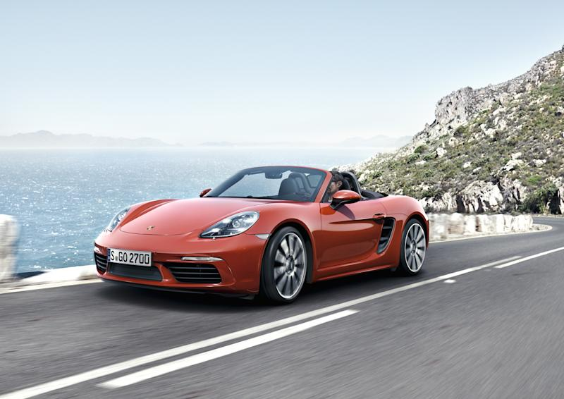 Despite Styling That Stays Very Close To The Outgoing Model Porsche Says Every Body Part Is New Except For Front And Rear Trunk Lids Windshield