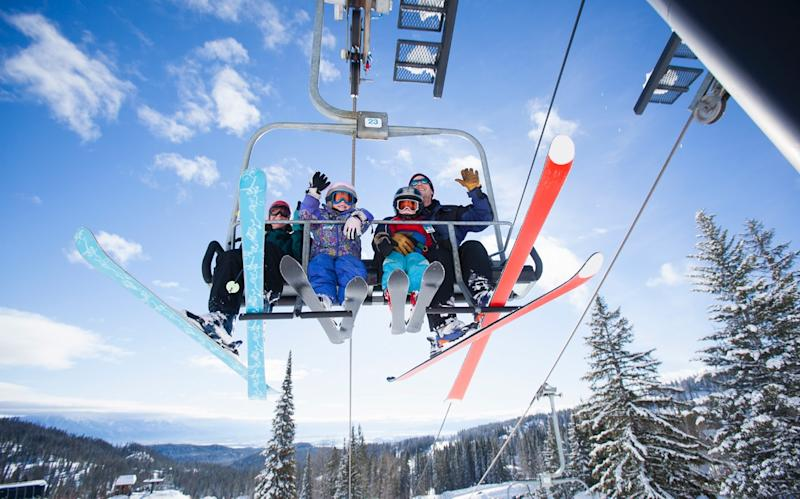 If school holidays dictate your annual trip to the slopes, here's where to go - © Noah Clayton