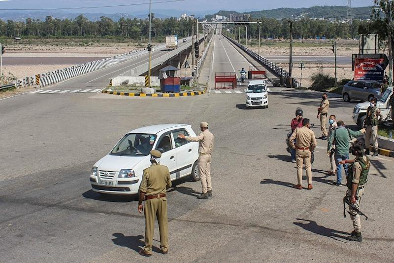 Jammu and Kashmir Police in Covid-19 Cordon, 21 More Test Positive