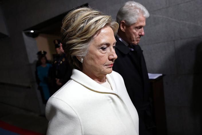 Weinstein was a major Democratic Party benefactor, having donated to or raised money for a host of candidates, including Hillary Clinton.<br /><br /><a href=&quot;http://edition.cnn.com/2017/10/10/politics/hillary-clinton-harvey-weinstein/index.html&quot; target=&quot;_blank&quot;>Clinton said that she</a> &quot;was shocked and appalled by the revelations about Harvey Weinstein. The behavior described by women coming forward cannot be tolerated. Their courage and the support of others is critical in helping to stop this kind of behavior.&quot;