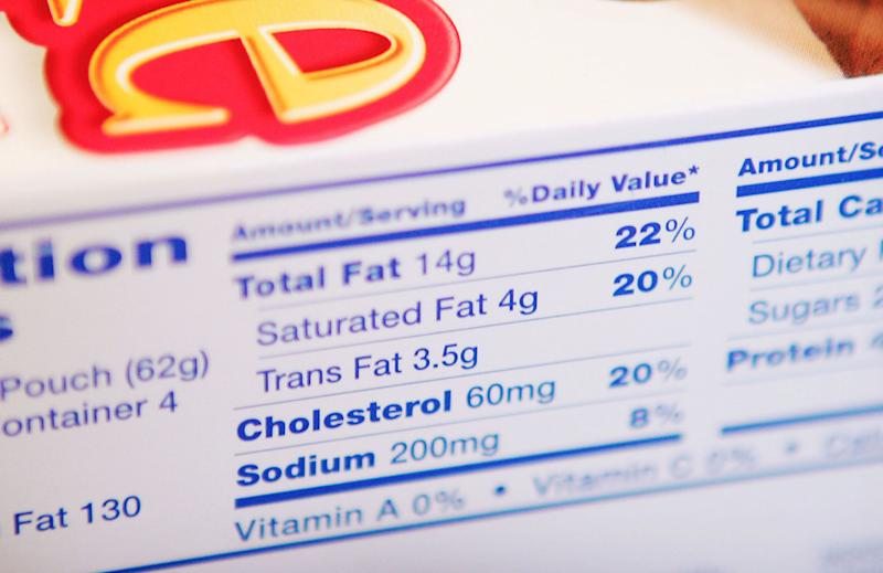 Ban on key source of trans fats as food ingredient in