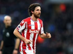 Stoke City convince Joe Allen to lead promotion charge as Wales international signs improved contract
