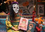 Fans of the iconic doll see it as a homage to Mexico's rich tradition, but critics say it is little more than cultural appropriation