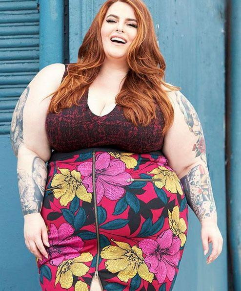 a906dd5a8e Tess Holliday is set to release her own plus-size clothing line.