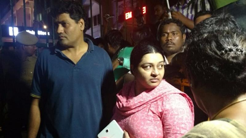 I Am Being Harassed: Jayalalithaa's Niece Deepa Jayakumar Alleges