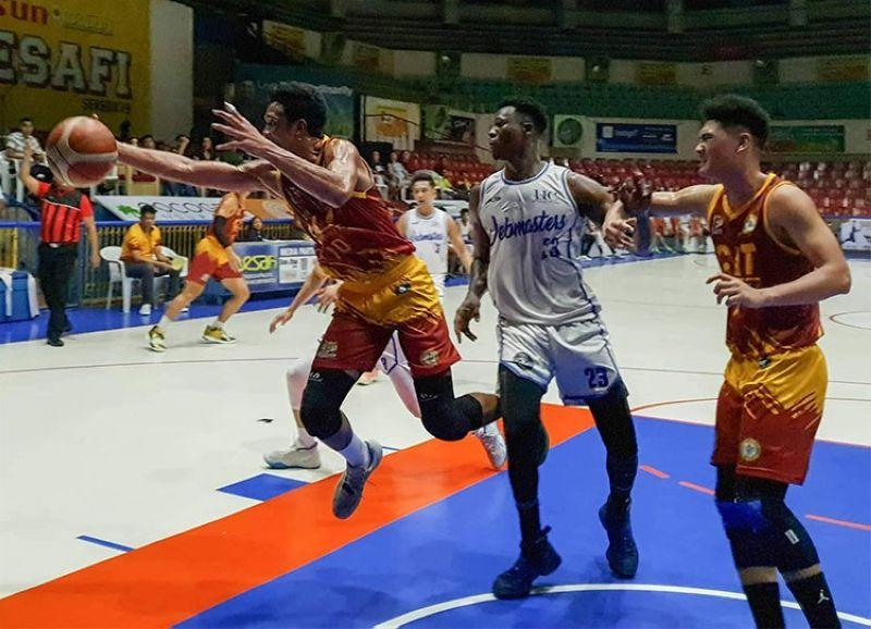 UC secures twice-to-beat advantage in Cesafi semis
