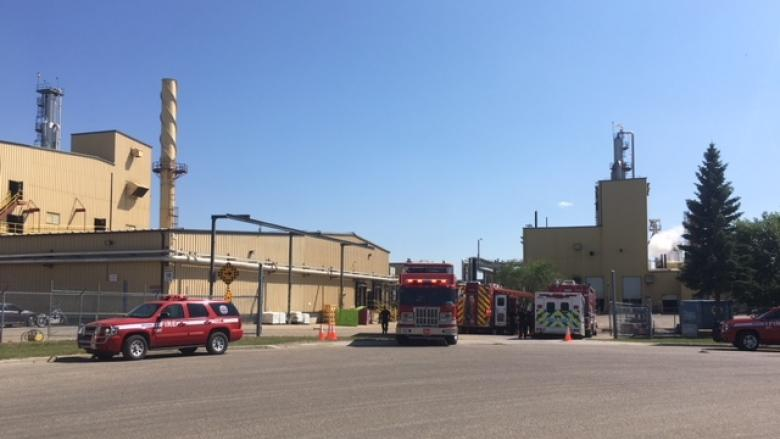 Chemical company's Edmonton sites the scene of multiple fires since December