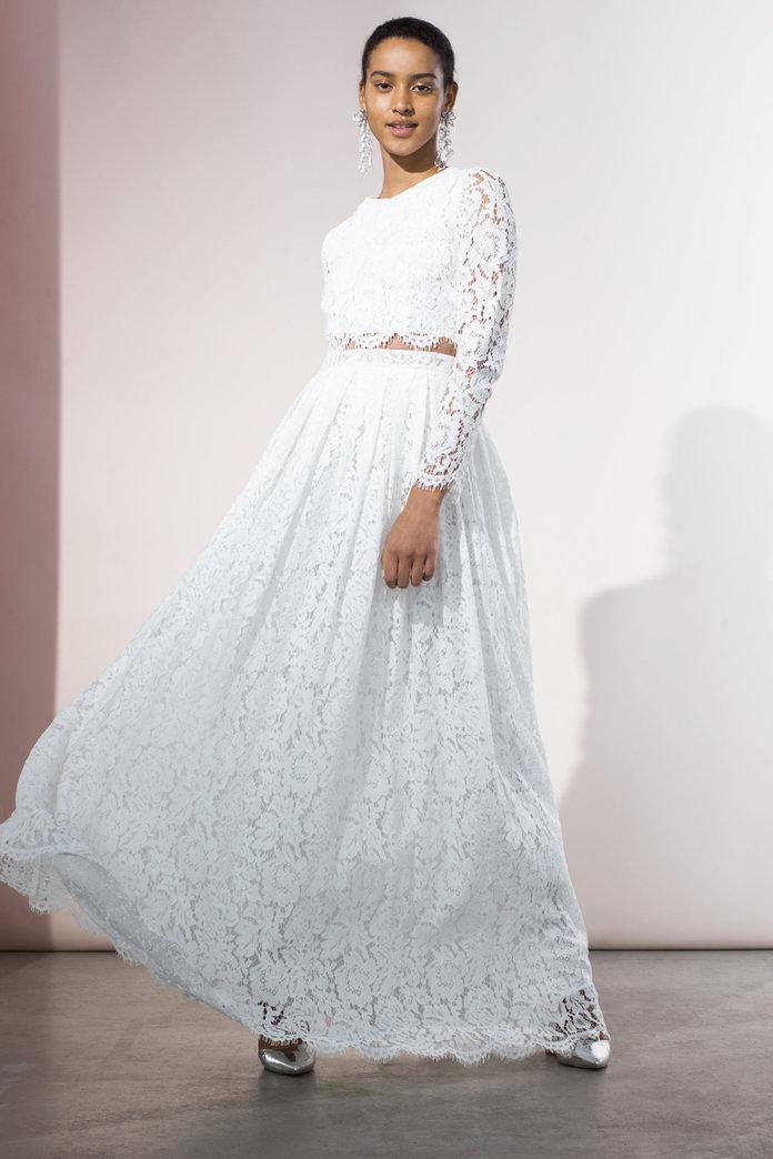 moroccan inspiration with gorgeous affordable wedding dress
