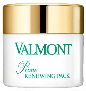 Valmont Prime Renewing Pack. Image Via Saks Fifth Avenue