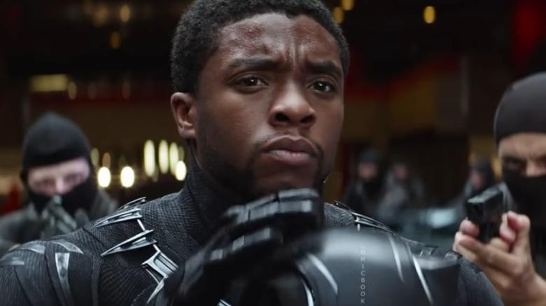 Saudi Arabia To See Black Panther After 35-Year Cinema Ban