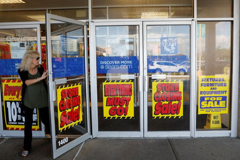 Exclusive: Sears nears bankruptcy financing deal without Lampert's