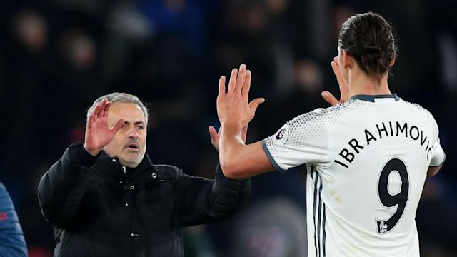 Zlatan Ibrahiovic agrees with Jose Mourinho that he should have done better in Manchester United's draw with Anderlecht.