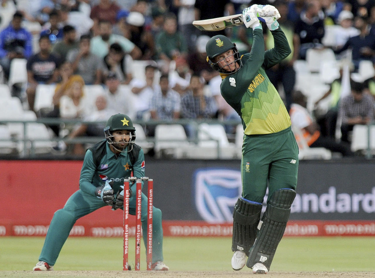 South Africa Wins Final ODI Vs Pakistan Clinches Series
