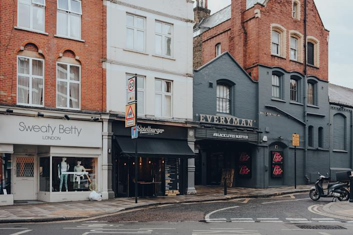 Everyman Cinema's 2020 included only 10 weeks of normal trading conditions, plus 25 weeks of full closure and 17 weeks of disrupted trading. Photo: Getty Images