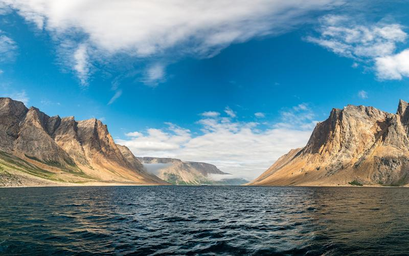 Saglek Fjord in Torngat Mountains National Park: a place of spirits - © 2017 Karsten Bidstrup