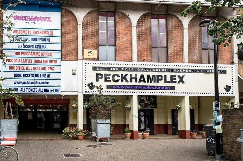 """<p>A local institution, Peckhamplex is an independent, multiplex cinema loved by south Londoners. From indie flicks to art house films, Peckhamplex's film programme truly captures the zeitgeist and with tickets as low as £4 all week long, you'll want to keep going back to this gem.</p><p>Address: 95A Rye Ln, Peckham, London SE15 4ST</p><p>Click <a href=""""https://www.peckhamplex.london/films/out-now"""" rel=""""nofollow noopener"""" target=""""_blank"""" data-ylk=""""slk:here"""" class=""""link rapid-noclick-resp"""">here</a> for more information.</p>"""