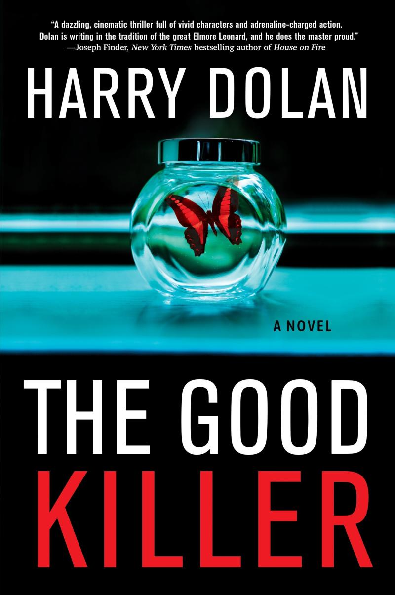 Book Review - The Good Killer