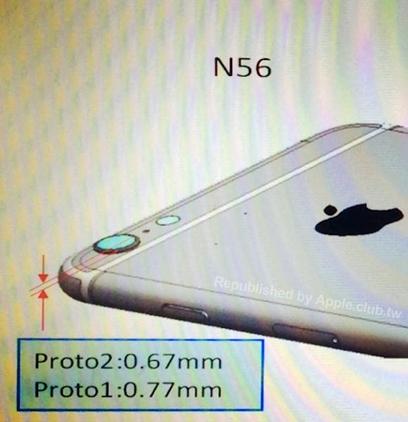 New schematic leak reveals one more detail about the iPhone 6