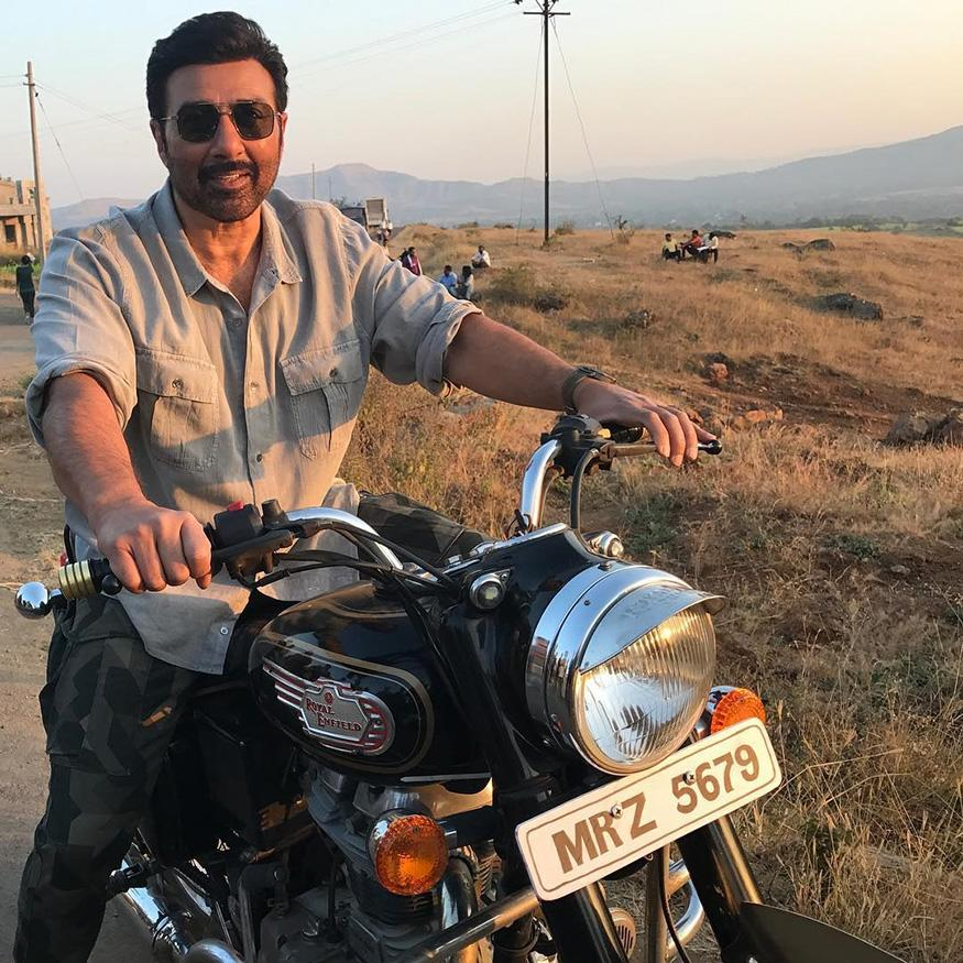 Bollywood actor Sunny Deol, son of veteran actor Dharmendra, joined the Bharatiya Janata Party (BJP). Sunny joined the party in the presence of Union Ministers Piyush Goyal and Nirmala Sitharaman on April 23, 2019. The BJP has fielded Sunny Deol as the party candidate for the Gurdaspur Lok Sabha seat. (Image: Instagram)
