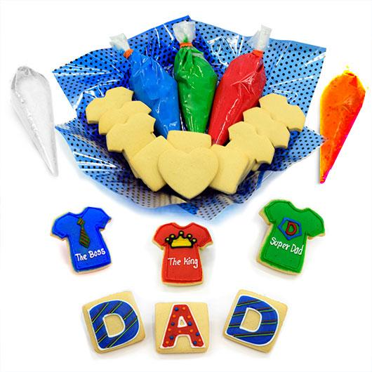 Father's Day Decorating Kit