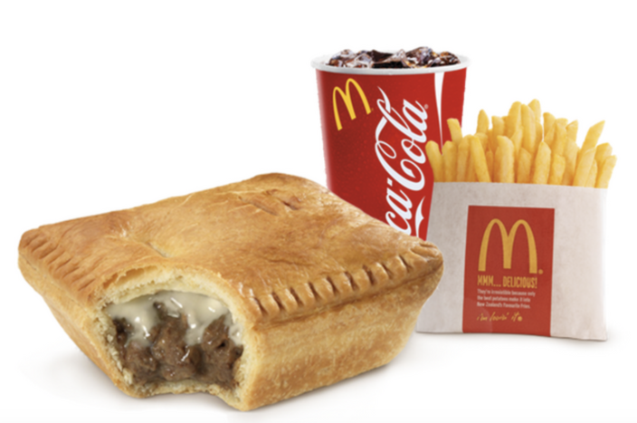 <p>Imagine taking a bite out of this bad boy. Let's picture this together, shall we? Inside that flakey golden crust lives a tasty and flavorful combo of ground beef and gooey melted cheese. NOM.</p>