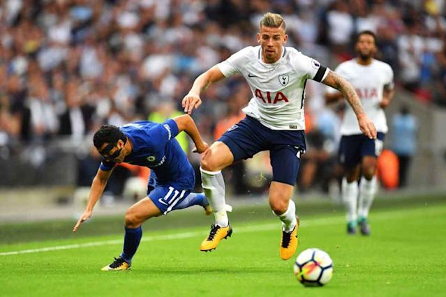 Tottenham can't afford to let Toby Alderweireld potentially get into a contract dispute with them, as it could open the floodgates for a lot more potential departures.