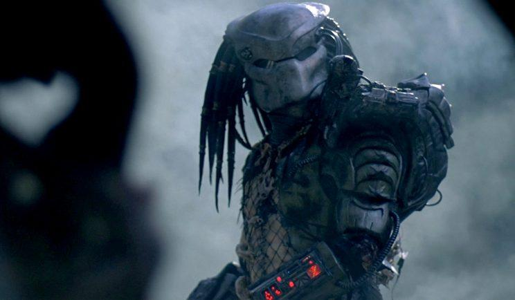 The Predator returns - Credit: 20th Century Fox