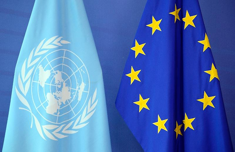 The UN Security Council was first established in 1945 in the wake of World War II to prevent another large-scale conflict