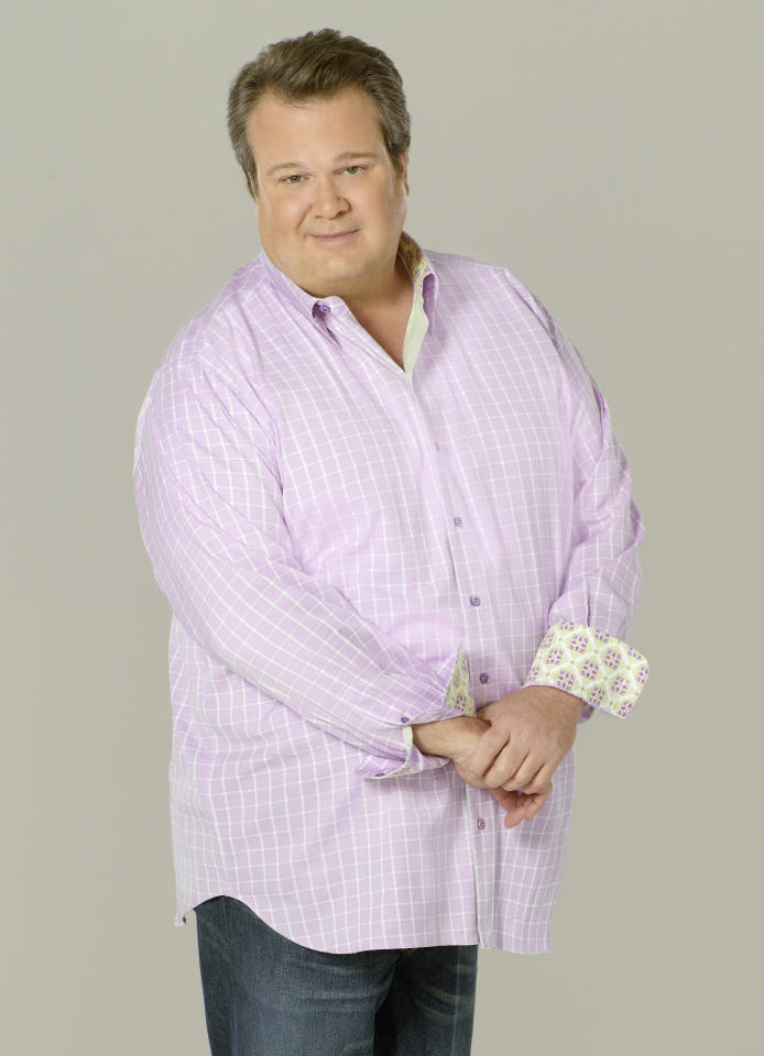 "Supporting Actor in a Comedy Series: Eric Stonestreet, ""Modern Family"""