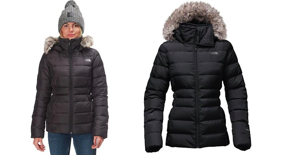 The North Face Gotham II Hooded Down Jacket is 25 percent off. (Photo: Backcountry)