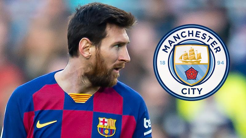 'Difficult to stay at Barcelona' - Messi's father & agent opens door to Man City move