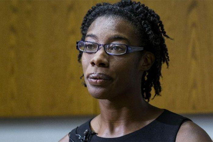 Ms King has since received an apology from police. Photo: Yahoo US