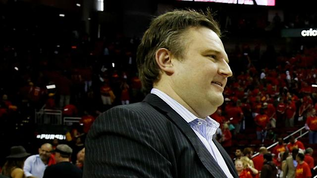 Daryl Morey thinks single-game elimination will drive interest in the NBA playoffs.