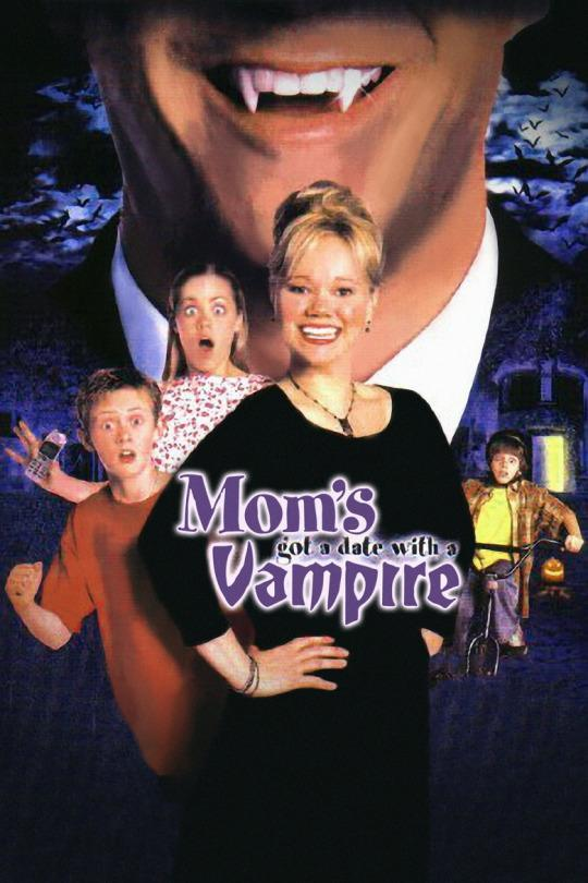 <p>Laura Vandervoort (<i>Bitten</i>) stars in this tale of an ordinary girl who would prefer that her mother (Caroline Rhea) did not go on dates with a blood-eating ghoul forsaken by God.<br><br><i>(Credit: Disney Channel)</i> </p>