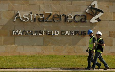 AstraZeneca sales drop but new products on the horizon for 2018
