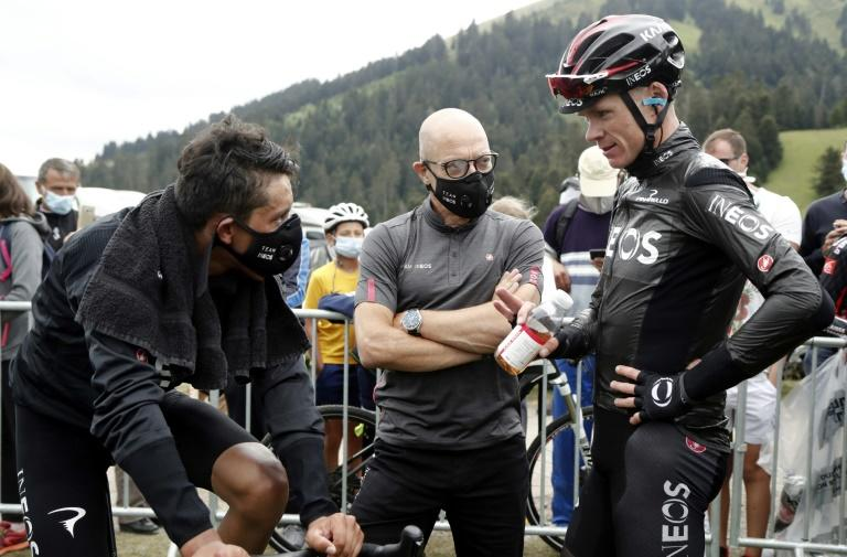 'The Sir Alex of cycling', Dave Brailsford plots eighth Tour title