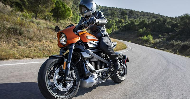 Harley Davidsons Electric Motorcycle Signals A Big Change For The