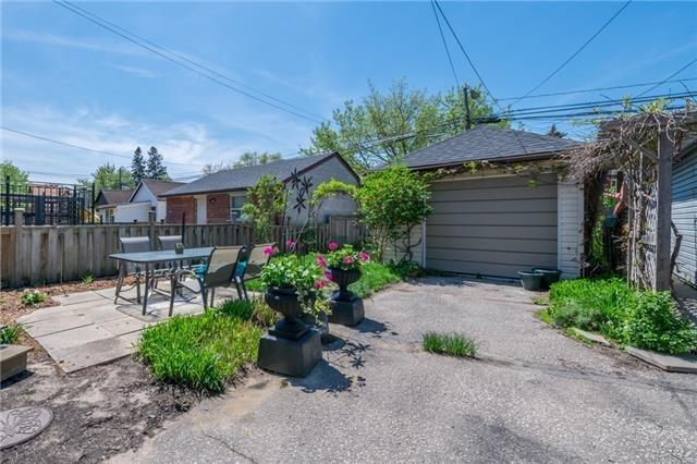 "<p><a href=""https://www.zoocasa.com/toronto-on-real-estate/5376775-124-brookside-ave-toronto-on-m6s4g9-w4161313"" rel=""nofollow noopener"" target=""_blank"" data-ylk=""slk:124 Brookside Ave., Toronto, Ont."" class=""link rapid-noclick-resp"">124 Brookside Ave., Toronto, Ont.</a><br> The home has laneway access, and is located in a very walkable neighbourhood.<br> (Photo: Zoocasa) </p>"