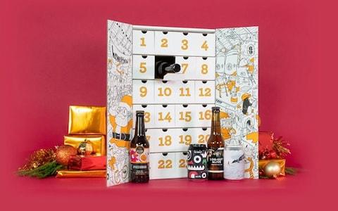 Honest Brew Beer Advent Calendar - Credit: Honest Brew