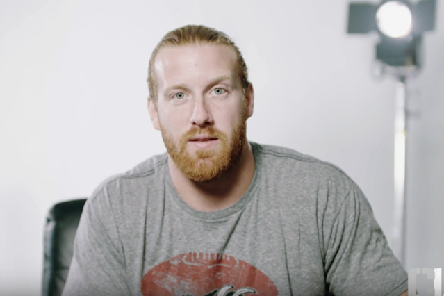 """Baltimore Ravens tight end Hayden Hurst has requested help from people on Twitter in finding """"the one that got away"""".According to the NFL player, he was flying from Jacksonville, Florida to Baltimore, Maryland, when he saw a """"gorgeous tall brunette"""" - but he wasn't able to catch up with her as she got off the plane to give her his number.""""To the gorgeous tall brunette on my flight to Baltimore,"""" the 25-year-old tweeted. """"You walk incredibly fast and I couldn't catch up but here's hoping you have Twitter theonethatgotaway.""""Since tweeting the plea on Sunday, which has since been liked more than 3,900 times, Hurst's teammates and fellow NFL players have expressed their support for his tactic.""""Shooters shoot. I respect it,"""" wrote quarterback Nick Fitzgerald.Ravens tight end Mark Andrews also tweeted his approval, writing: """"Haha shooters shoot, respect the hustle.""""> To the gorgeous tall brunette on my flight to Baltimore. You walk incredibly fast and I couldn't catch up but here's hoping you have Twitter theonethatgotaway 🙏🏼> > — Hayden Hurst (@haydenrhurst) > > May 20, 2019> NOW THIS🔝IS HOW YOURE SUPPOSED TO SHOOT YOUR SHOT! ⛹🏼♂️🏀GoodluckASGUARDIAN> > — T.S STARK (@untouchablejay4) > > May 20, 2019In the comments, Hurst also explained that he had been stopped by a fan who wanted to take a picture with him - which prevented him from catching up with the woman.> View this post on Instagram> > A post shared by Hayden Hurst (@haydenrhurst) on Feb 4, 2019 at 2:59pm PST> View this post on Instagram> > A post shared by Hayden Hurst (@haydenrhurst) on Jul 13, 2017 at 1:51pm PDTIn response to a question from someone asking whether the Ravens signed the wrong person, considering Hurst wasn't able to catch the woman, the NFL player wrote: """"Relax. I was taking a picture with someone.""""> Relax. I was taking a picture with someone> > — Hayden Hurst (@haydenrhurst) > > May 20, 2019> My fault Hayden, I let you down. But still, no regrets! pic.twitter.com/zPSkGBk7gz> > — Navarone Simpson"""