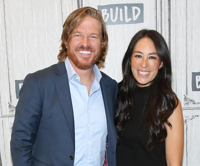 Chip and Joanna Gaines (Photo: Getty Images)